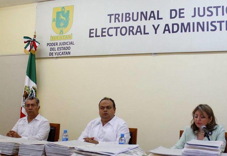 Los temas las Jornadas de Transparencia Electoral y el Encuentro de Magistradas y Magistrados del sureste serán solamente electorales. (Milenio Novedades)