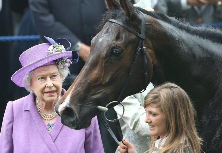 La monarca tendría que devolver el premio de 80 mil libras esterlinas que ganó el caballo Estimate en la pasada edición del Gold Cup en Royal Ascot. (zimbio.com)