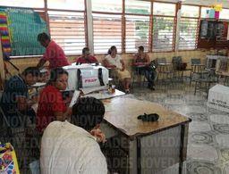 Ciudadanos insaculados dejan 'colgados' a votantes en Bacalar