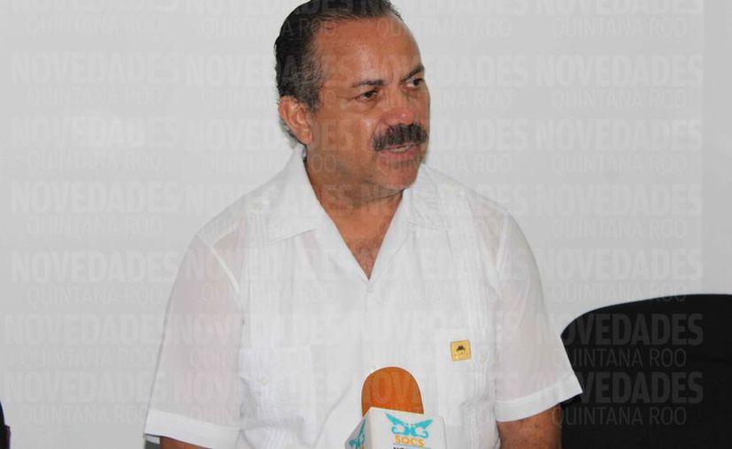 Julián Ricalde Magaña renunció a la Sedeso de Quintana Roo. (Joel Zamora/SIPSE)