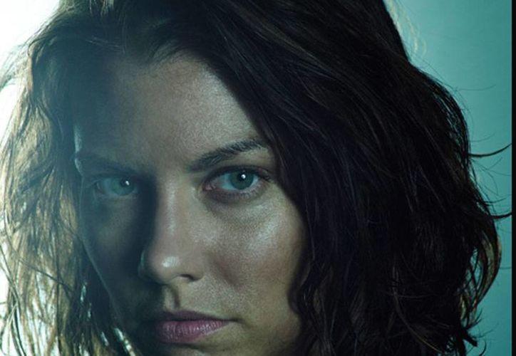 Maggie Greene tendrá que enfrentarse con la muerte de su hermana Beth, en el regreso, este 8 de febrero, de la serie The Walking Dead. (amctv.com)