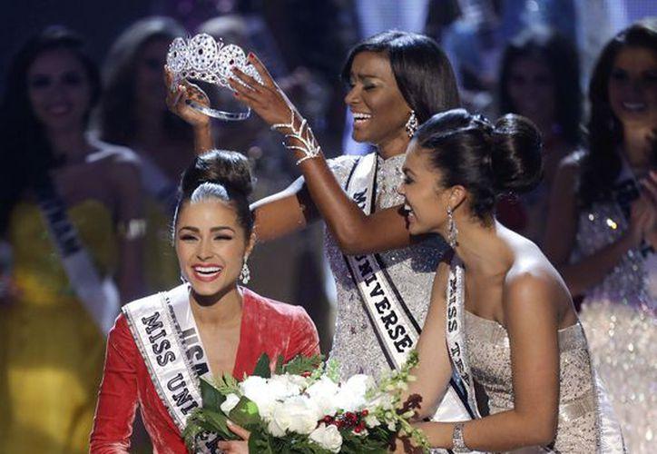 Olivia Culpo es la séptima estadunidense que gana el título de Miss Universo. (Agencias)