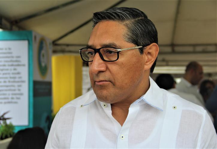 El pasado 8 de enero, Juan Vergara presentó su renuncia a Sefiplan buscando la candidatura para una diputación federal. (Foto: SIPSE)