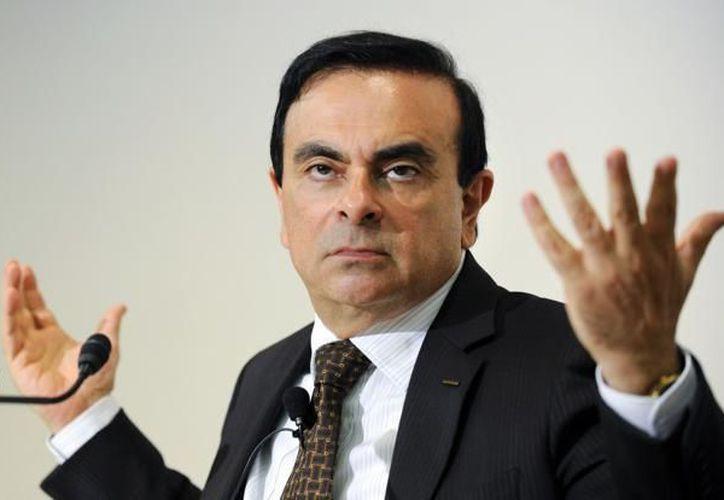 Ghosn fue detenido en el aeropuerto de Haneda de la capital nipona. (Bloomberg)