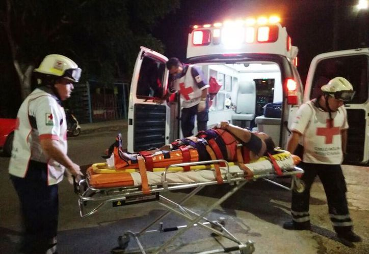 Según versiones oficiales, el hombre no se percató y se le escapó el tiro contra la mujer. (Redacción/SIPSE)