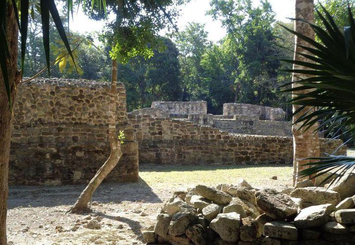 El gobierno de Andrés Manuel López Obrador promete dar impulso a las zonas arqueológicas del sur de Quintana Roo. (Daniel Tejada/SIPSE)