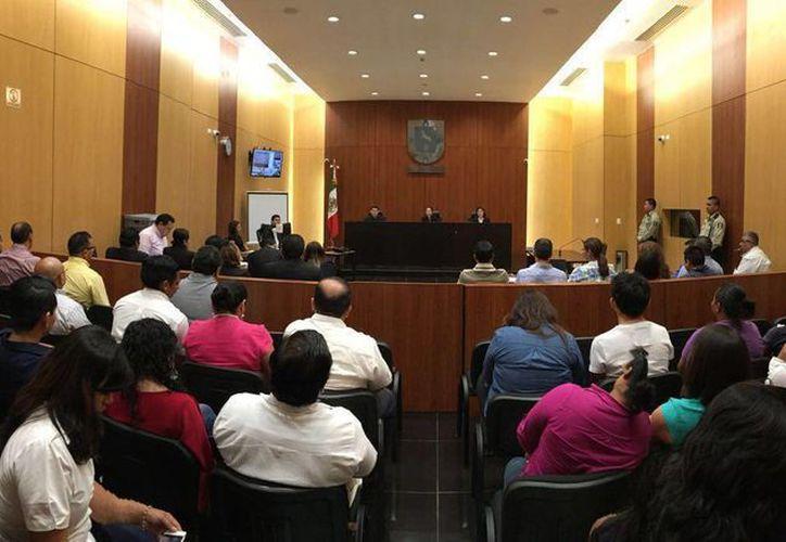 Se siguen acumulando los tropiezos de la Fiscalía en el juicio contra dos psiquiatras acusados de ultimar a un tercero de nombre Felipe. (Foto de archivo de Milenio Novedades)