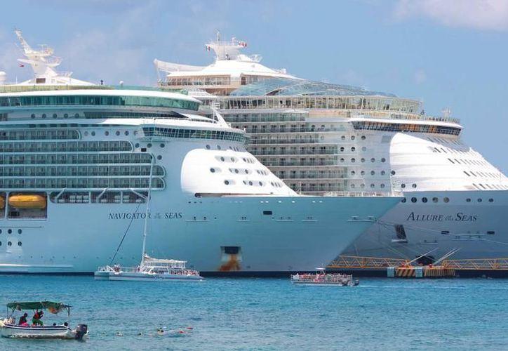 México se mantuvo como el país más popular para los turistas de crucero. (Foto: Contexto/SIPSE)