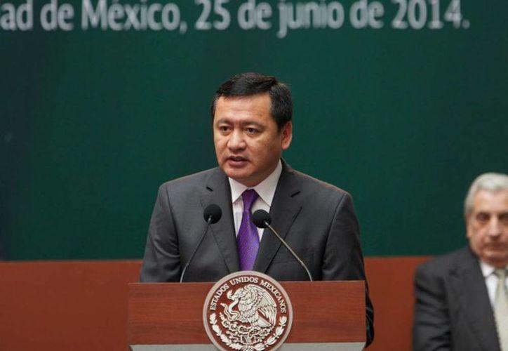 Osorio Chong aseguró que nada está por encima de la dignidad humana, gobierno y ciudadanía. (presidencia.gob.mx)