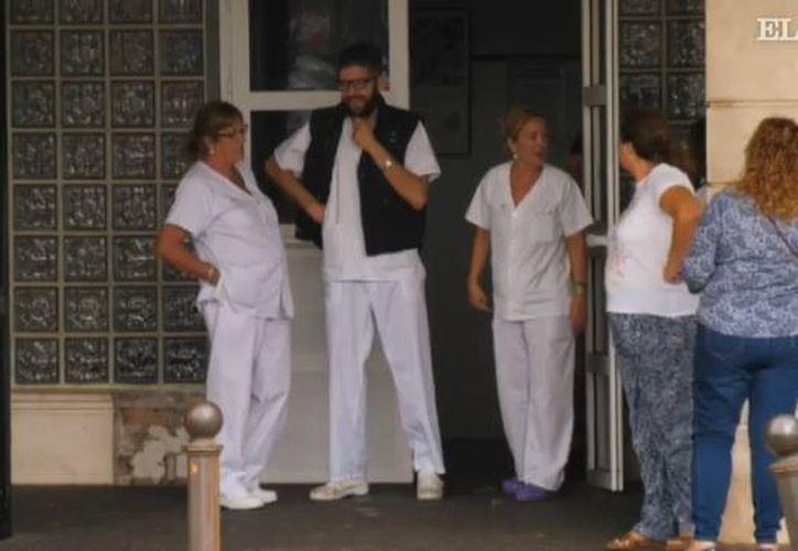 No se reportaron daños materiales ni lesionados tras el hecho registrado en España. (Foto: El País)