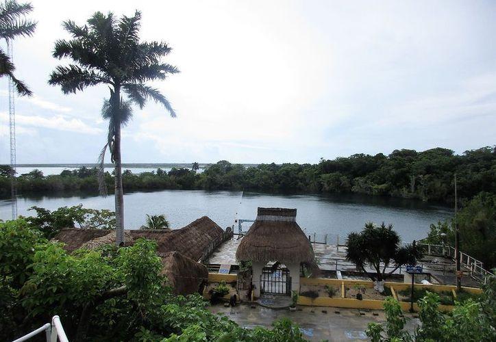 El XV Consejo de Visiones 'El Llamado del Agua', se realizará en el balneario Cayuco Maya a 10 kilómetros de la cabecera municipal. (Javier Ortiz/SIPSE)