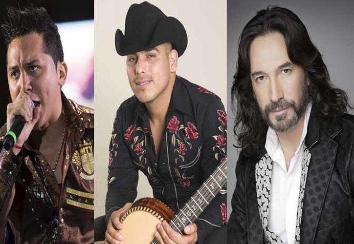 Espinoza Paz, canceló su concierto por segunda ocasión. (Redacción/SIPSE)