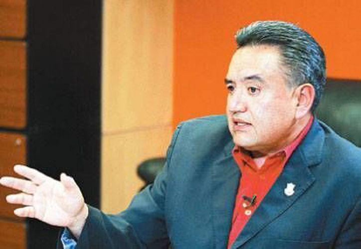 El líder del SME asegura que el conflicto con el Gobierno es político. (Milenio)