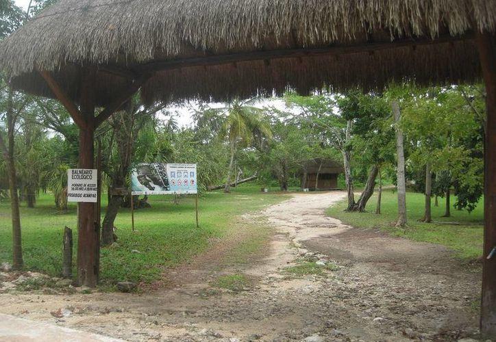 La reserva natural de Bacalar, consta de cinco mil 367 hectáreas. (Javier Ortiz/ SIPSE)