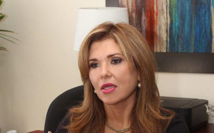 Claudia Pavlovich cumple un año al frente del gobierno de Sonora este 13 de octubre. (sonorapresente.com)