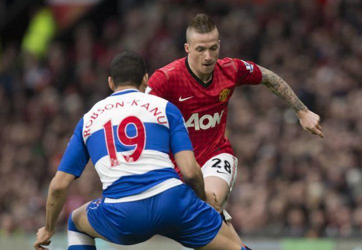 El Manchester United tiene ya 15 unidades de ventaja sobre los 'Citizens'.  (Foto: Agencias)