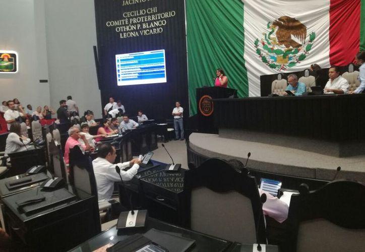 El plazo legal para que el Congreso Local apruebe el marco legal vence el 18 de julio. (Joel Zamora/ SIPSE)