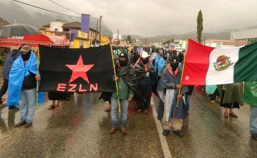 El gobierno de Chiapas trabaja con el gobierno federal para dar respuesta a los zapatistas. (Notimex)