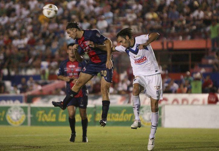 Potros de Hierro del Atlante  esperan conseguir una victoria ante Monterrey al cerrar la fecha cinco del Torneo Clausura. (Redacción/SIPSE)