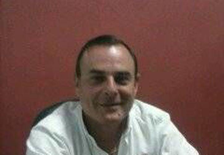 Álvaro Ugalde Rodríguez, director de Imagen Municipal en Playa del Carmen. (Yesenia Barradas/SIPSE)