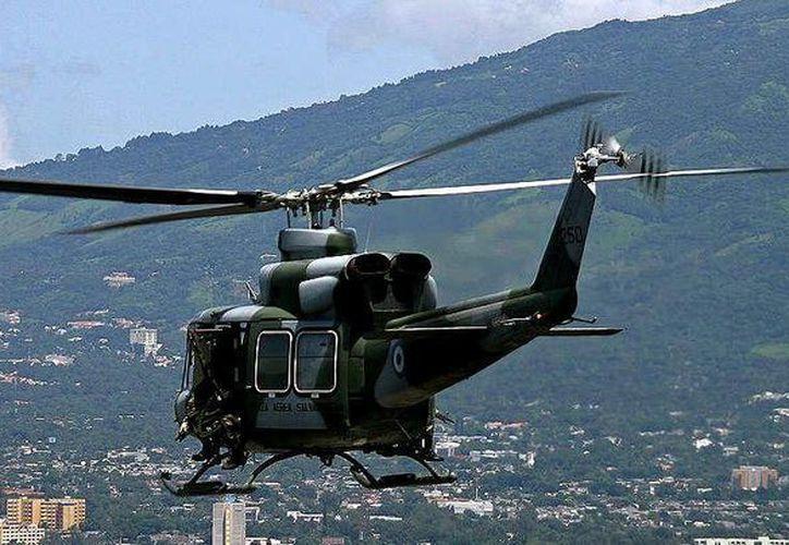El aparato se accidentó en la localidad de San Juan de Sumapaz. (airvoila.com)