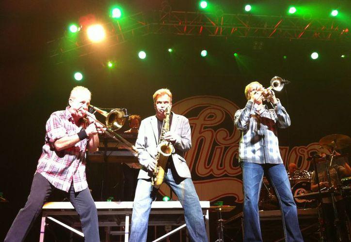 Imagen de la banda estadounidense durante una presentación en Austin, Texas.(chicagotheband.us)
