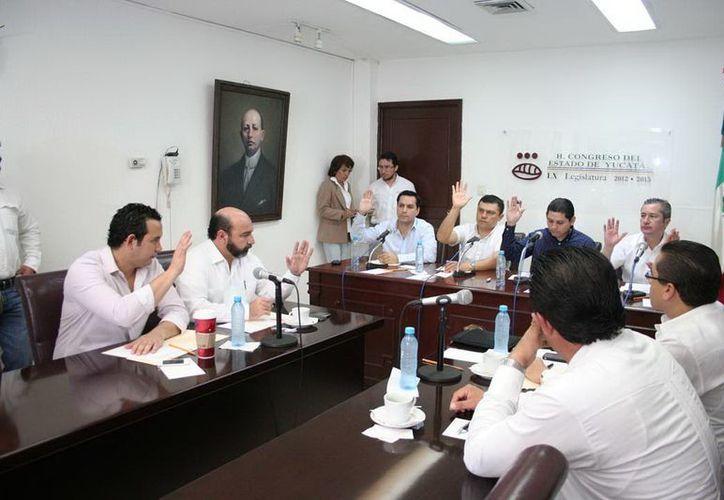 La Comisión de Puntos Constitucionales turnó al pleno la reforma educativa. (Cortesía)