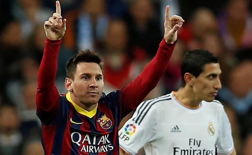 A Lionel Messi todavía le falta romper la marca de 251 goles marcados en la Liga española de Telmo Zarra, jugador del Athletic de Bilbao entre 1940 y 1955. (Agencias)