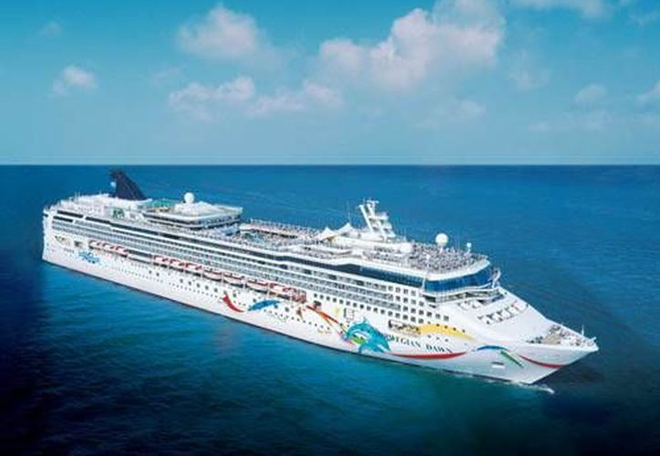 Las navieras ofrecen el servicio mientras realizan un viaje por diferentes océanos. (Archivo/SIPSE)