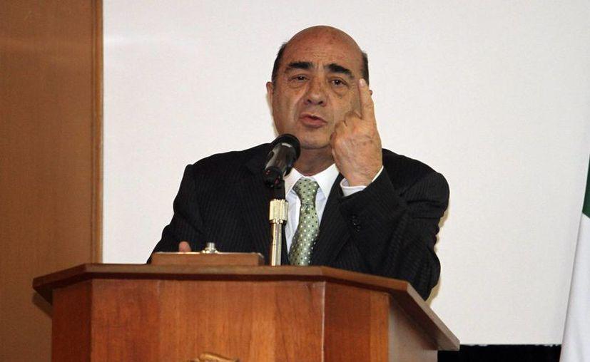 Murillo Karam: se requiere una cooperación ágil y efectiva para enfrentar a la delincuencia organizada. (Notimex/Foto de archivo)