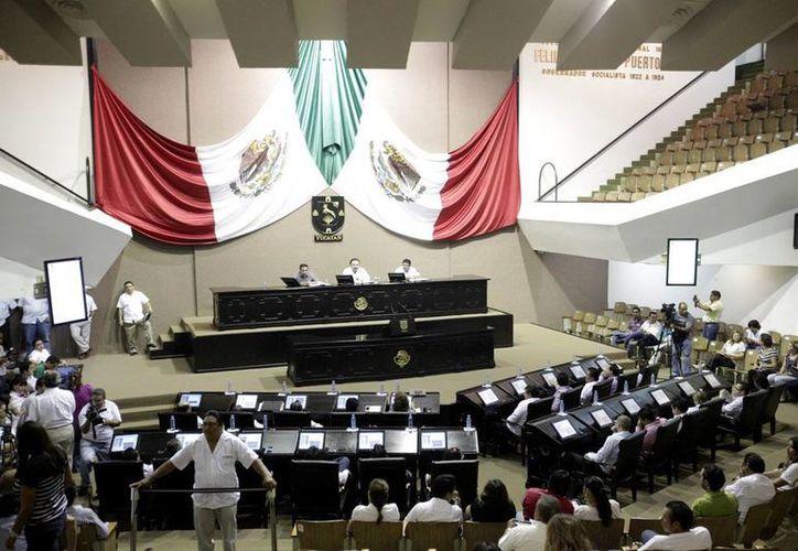 El salón de actos 'Serapio Rendón' del Congreso recibirá mantenimiento. (SIPSE)