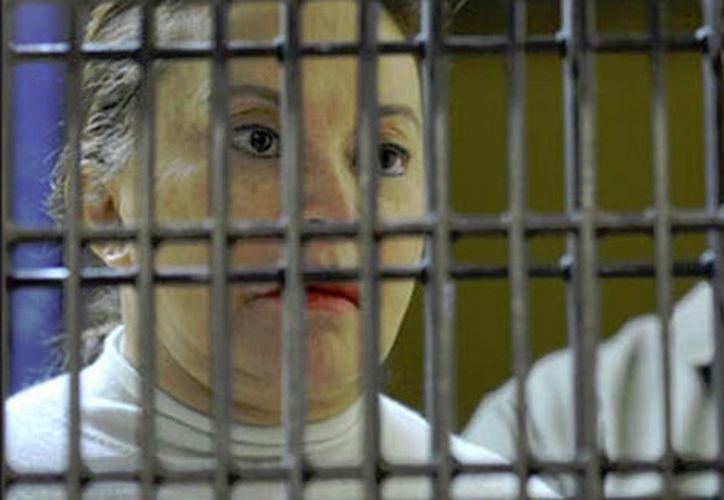 Elba Esther Gordillo no irá a prisión domiciliaria. (milenio.com)