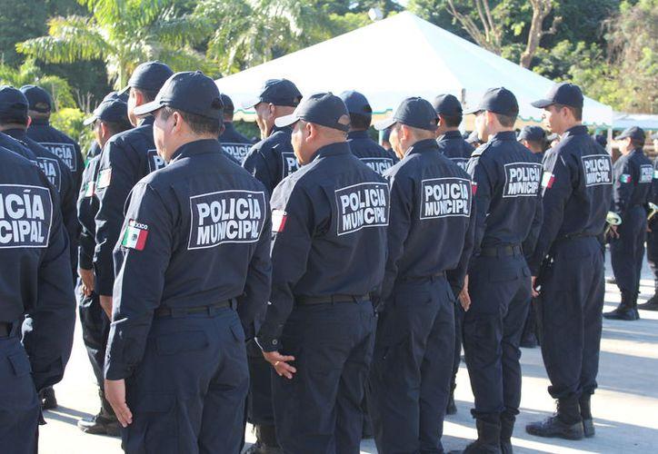 Todas las corporaciones policíacas del país, tienen como fecha límite para certificar a sus elementos hasta septiembre de 2019. (Joel Zamora/SIPSE)