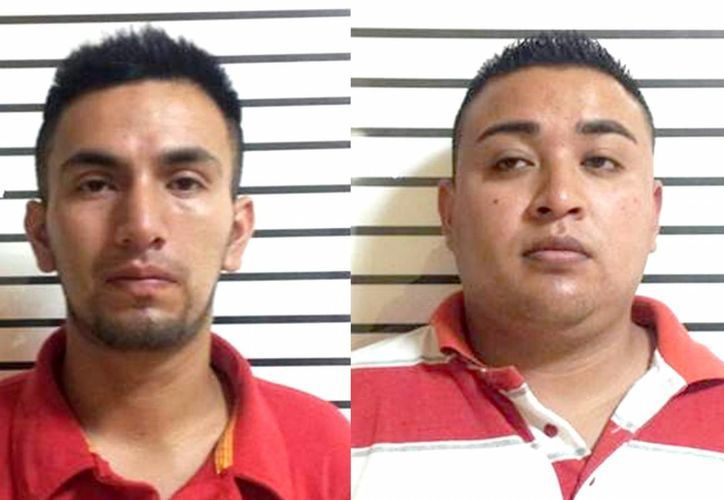 Los detenidos son dos hombres de 24 y 26 años. (SIPSE)