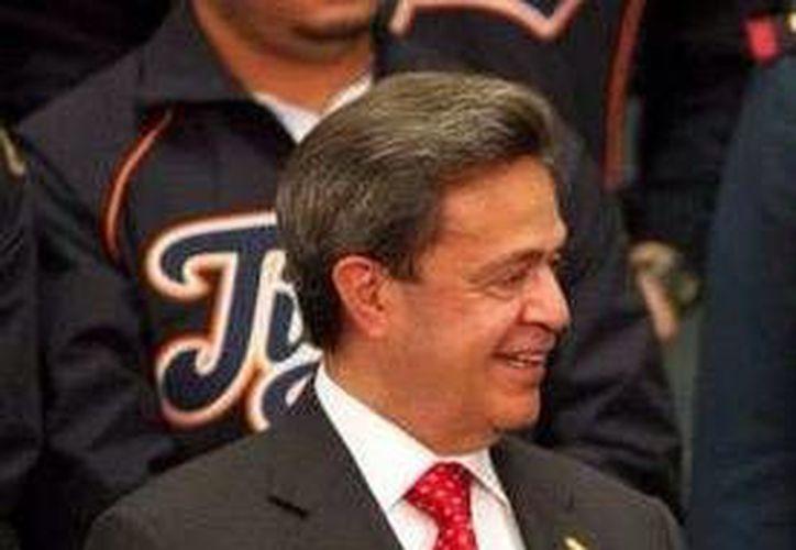 Carlos Peralta es el dueño y Presidente del consejo de los Tigres de Quintana Roo. (Redacción/SIPSE)