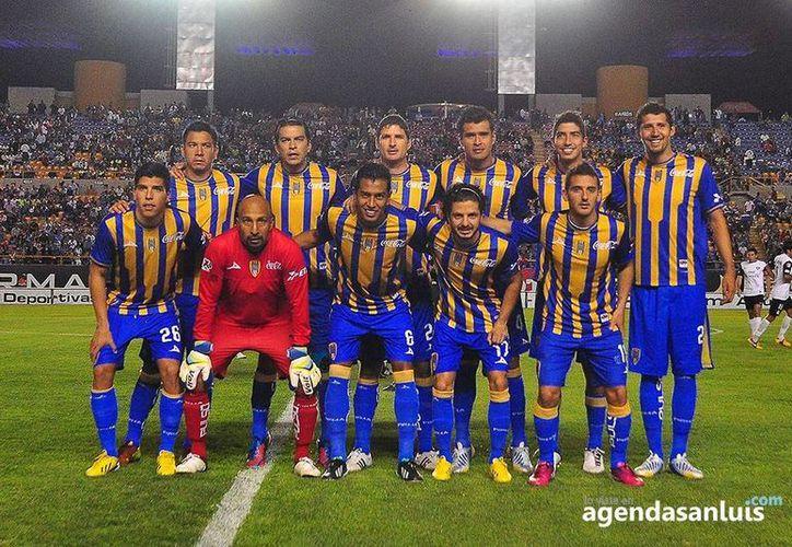 El equipo San Luis FC podría emigrar a Mérida. (SIPSE)