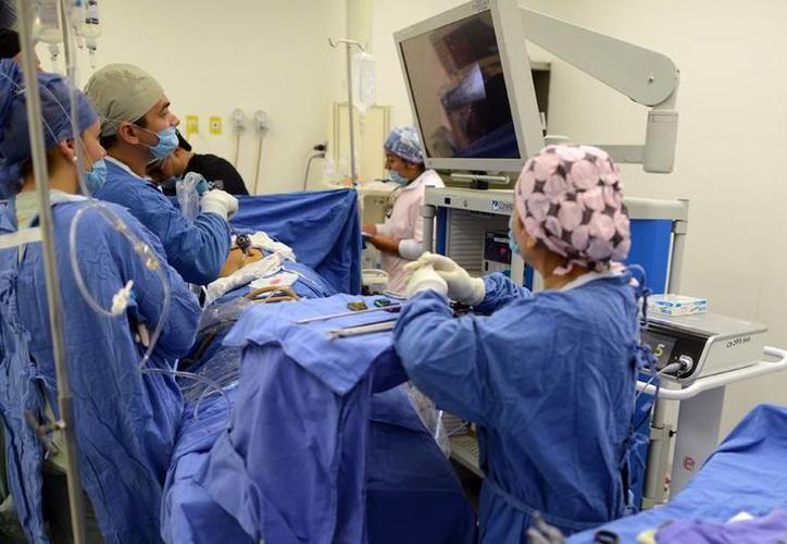 En Yucatán, hay unas 300 personas en espera de un trasplante de riñón. (Foto: archivo/SIPSE)