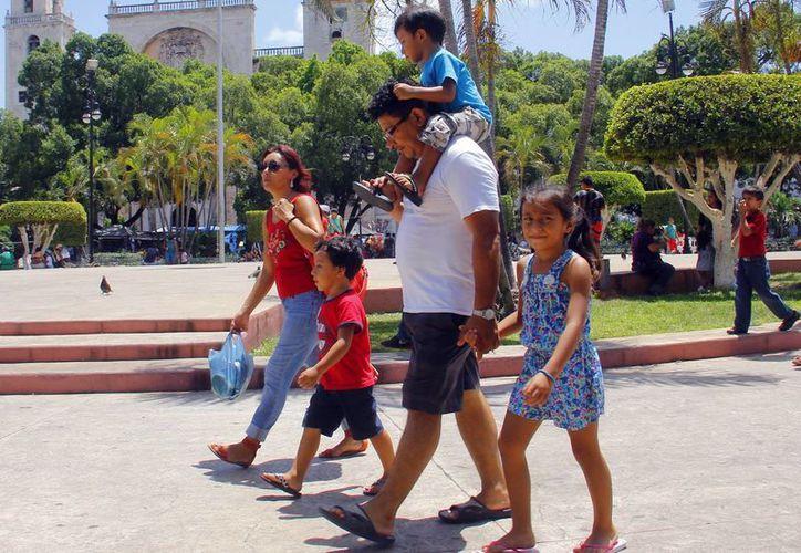 La Arquidiócesis de Yucatán celebra hoy el Día Nacional de la Familia. (Milenio Novedades)