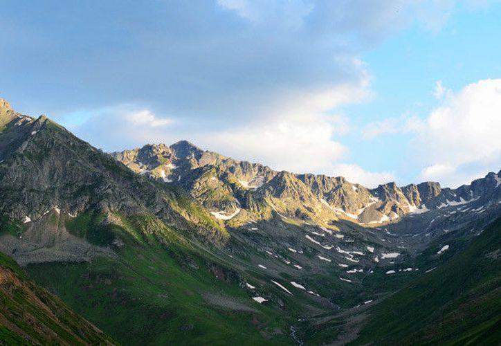 El vuelo estaba organizado por el Aero-Club de Suiza y se efectuaba en el marco de un campamento de verano. (RT)