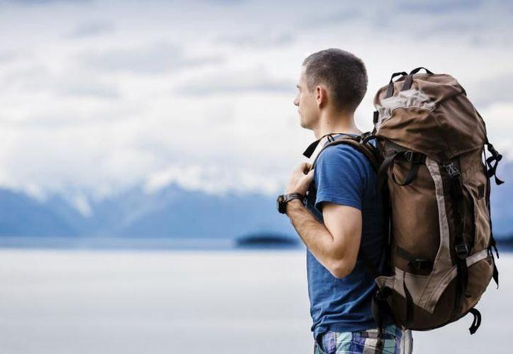 Por alguna razón, casi todos le tenemos mucho miedo a viajar solos. (Contexto/Internet).