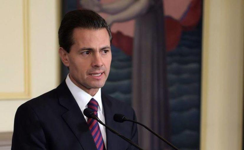 Peña Nieto hablará a nombre de México ante más de 150 jefes de Estado durante la Asamblea General de la ONU en septiembre próximo. (Presidencia)