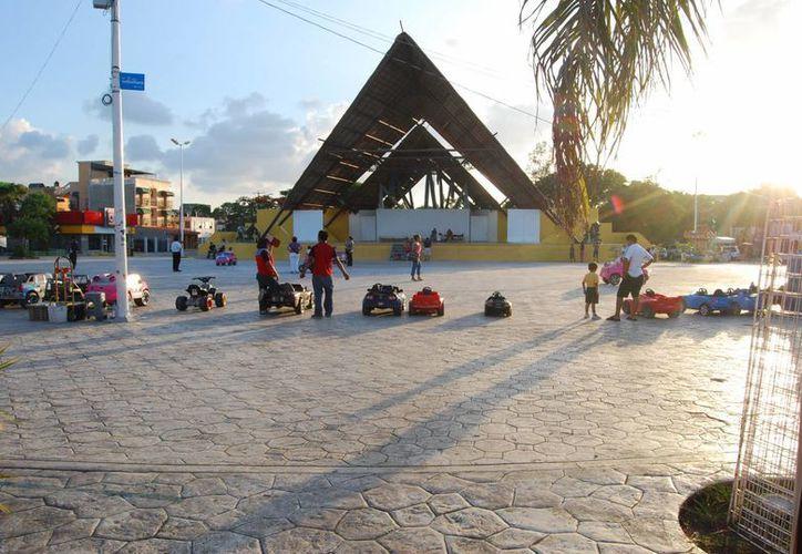 Se realizará en el parque de Las Palapas, por espacio de cinco días y durante cuatro horas: de las 9 a las 14 horas. (Tomás Álvarez/SIPSE)