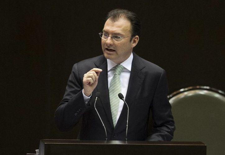 El decreto de Hacienda, liderada por Luis Videgaray, concluirá su vigencia el 31 de diciembre de 2013. (Notimex/Foto de archivo)