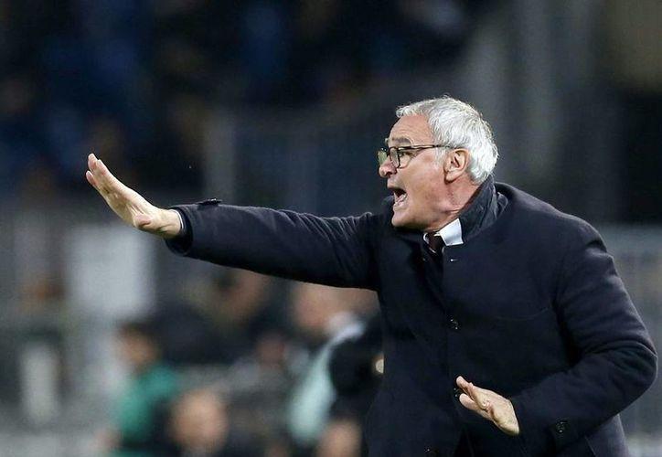 El primer reto de Claudio Ranieri será cuando Grecia se mida contra Rumania, en busca de la clasificación a la Eurocopa 2016. (EFE/Archivo)