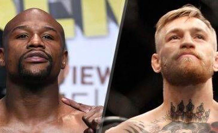 El encuentro entre Floyd Mayweather Jr. y Conor McGregor es casi una realidad.  (Imagen tomada de boxeomexicano.com)