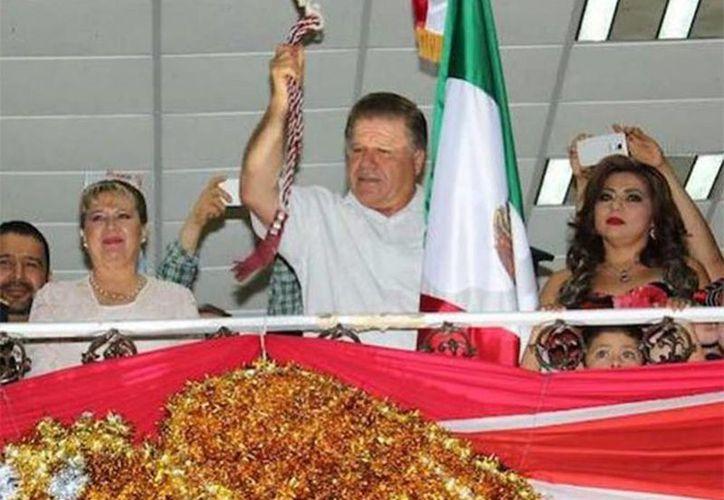 José Eduardo 'Cuco' Rovirosa aseguró que no estaba borracho el 15 de septiembre; reconoce que fue un error. (Excelsior)