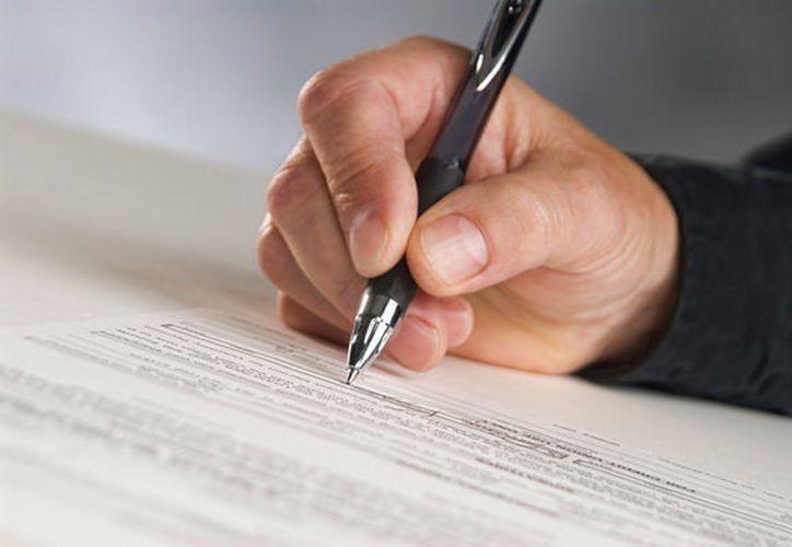 El objetivo de la medida es abatir el rezago de personas no registradas, sin embargo también se incorporarán actas de divorcio y matrimonio. (Internet/Contexto)