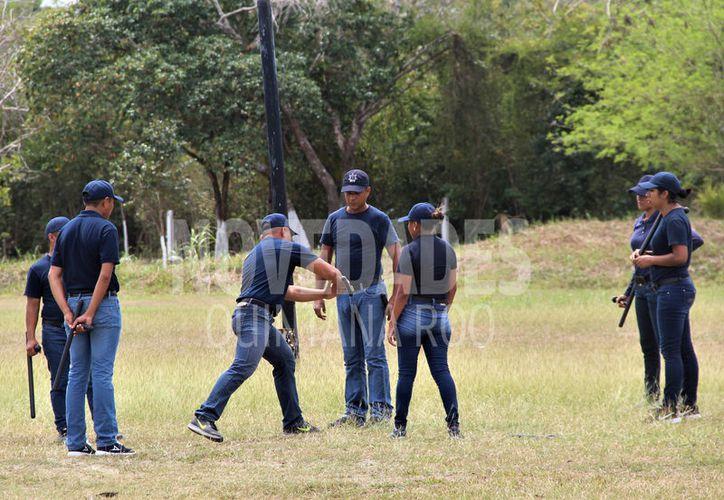 La policía procesal se encargará de la custodia de las instalaciones judiciales. (Foto: David de la Fuente/SIPSE)