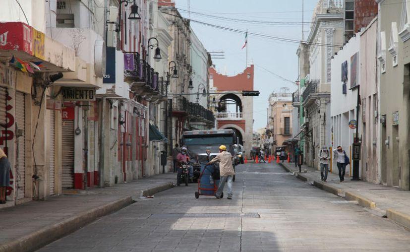 La Comuna de Mérida gestiona ante el Congreso del Estado acceder a financiamiento externo por 400 mdp. (Jorge Acosta/Novedades Yucatán)