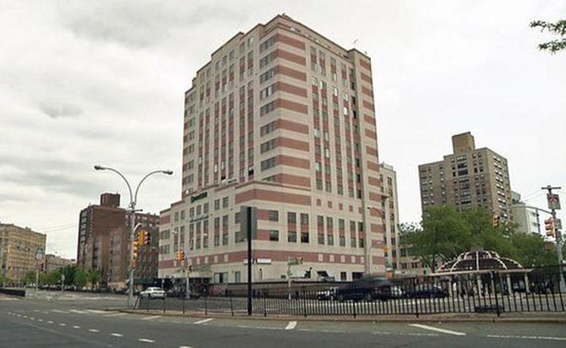 Un tiroteo dejó varias personas heridas este viernes en el Bronx-Lebanon Hospital. (Contexto/Internet).